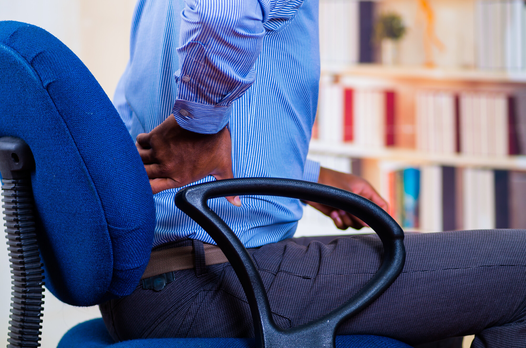 Back Pain at Work? Here's What You Can Do to Prevent It
