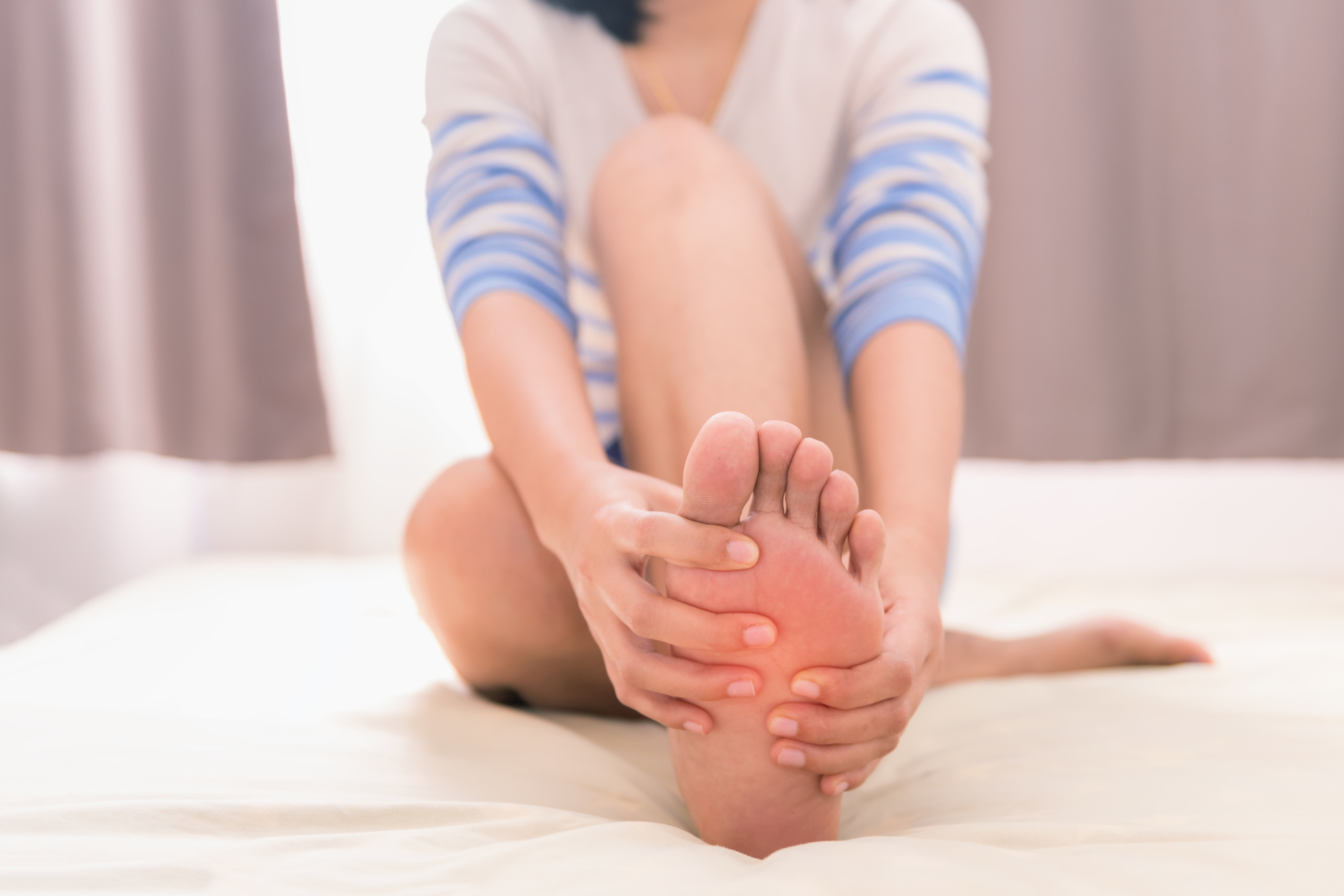 7 Types of Foot Pain and Why You Should Pay Attention to Them